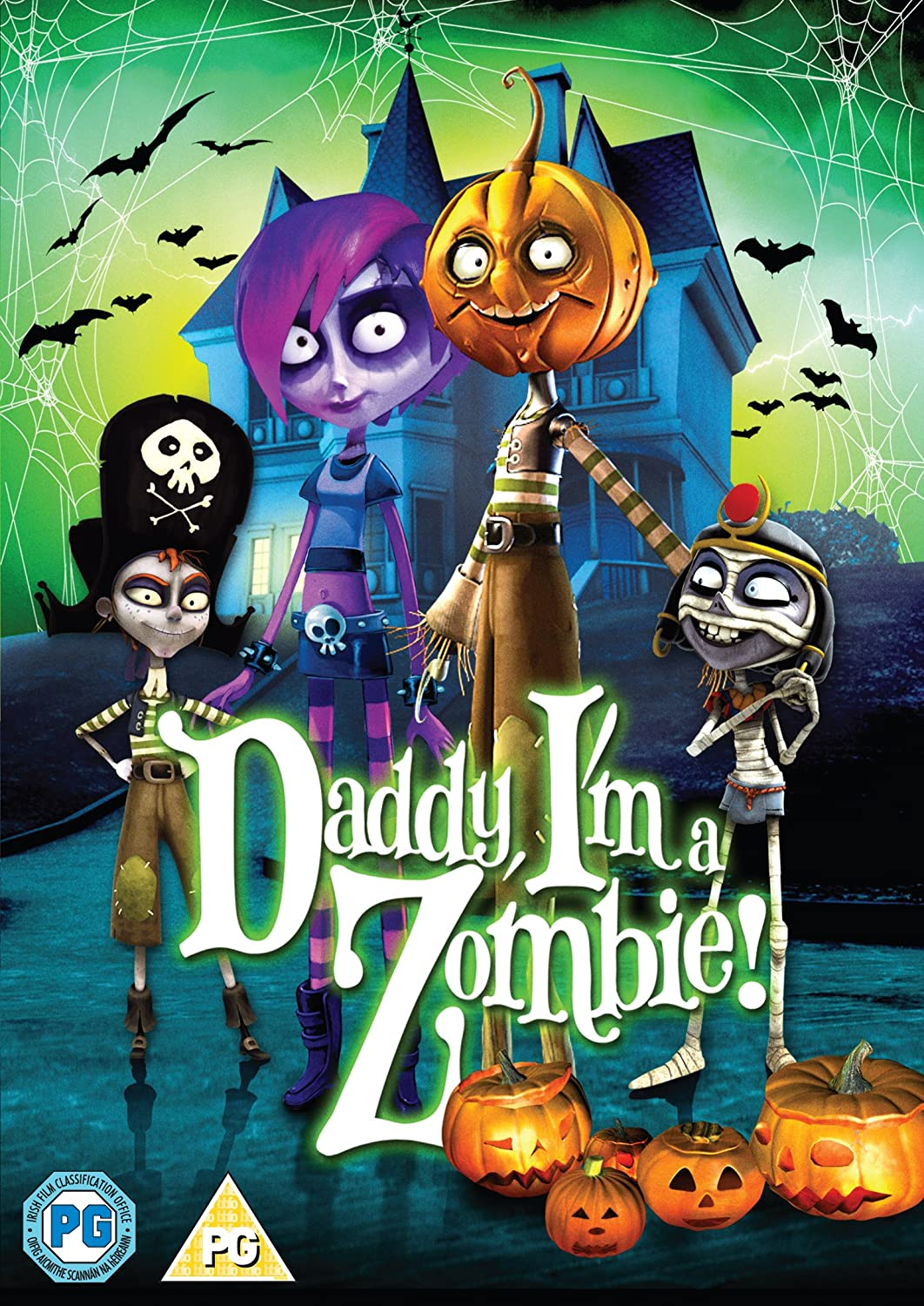 Daddy, I'm a Zombie! affiche