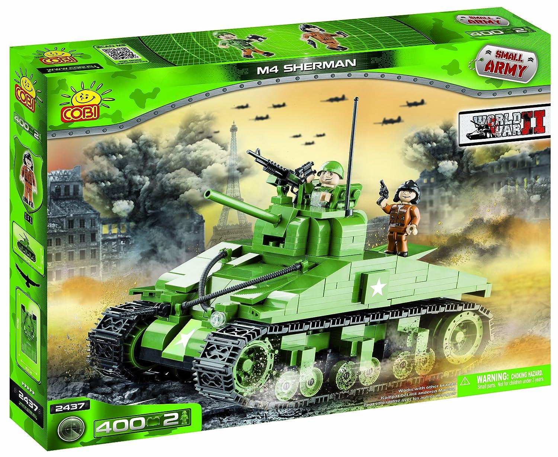 Petit armée, M4 Sherman, briques de construction par Cobi günstig kaufen