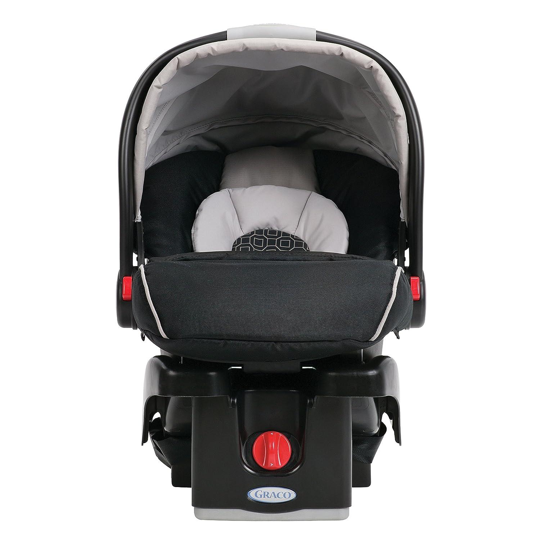 graco infant car seat 4 35 pounds protect snugride lightweight click connect. Black Bedroom Furniture Sets. Home Design Ideas