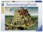 Ravensburger Puzzles The Tower of Babel, Multi Color