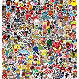 300-Pack Stickers for Water Bottles,Big Vinyl Street Fashion Stickers for Laptop,Premium Waterproof Cute & Cool Graffiti Stickers for Computer Car Bumper Skateboard Phone Motorcycle Luggage (Color: Series C+D+E)