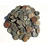 ES ONE 17th Century Spanish Colonial Caribbean Pirate Era Cob Coin Good Details
