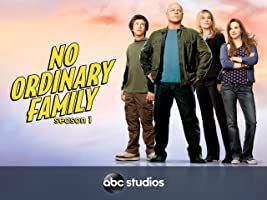 No Ordinary Family - Season 1