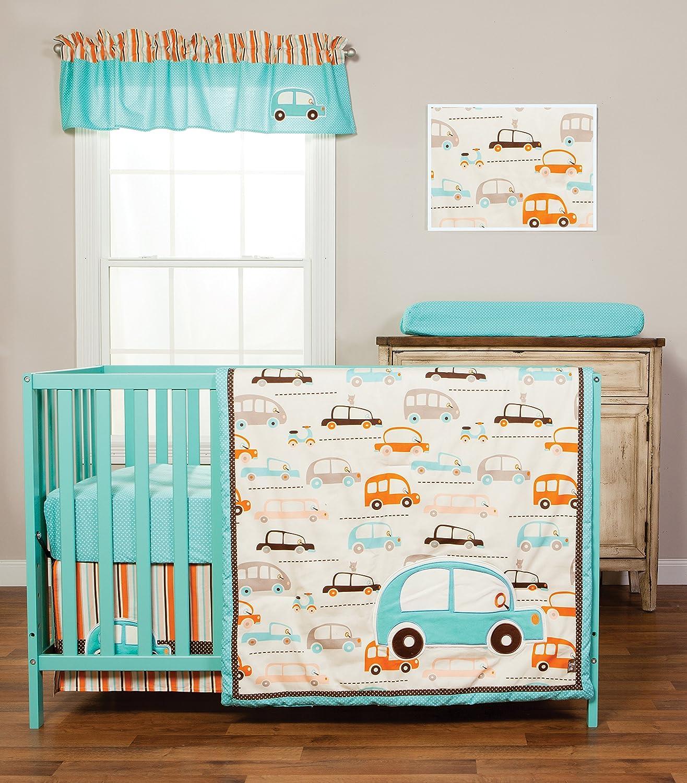 Trend Lab Vroom La La Baby Bedding