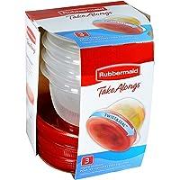 3-Pk. Rubbermaid TakeAlongs 2-Cup Twist