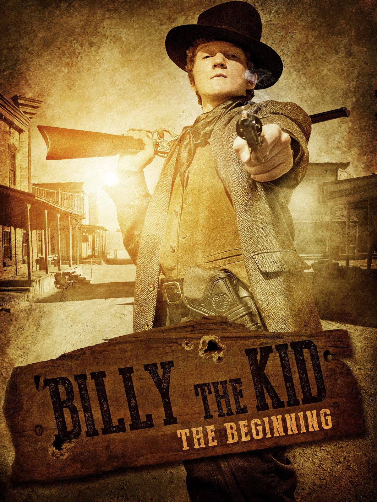Billy the kId the beginning