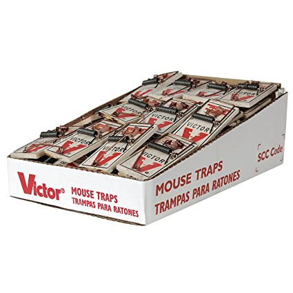 inhumane - best mouse trap victor