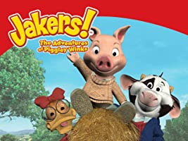 Jakers the Adventures of Piggley Winks, S1 Volume 1