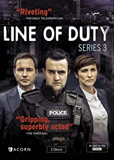 Book Cover: Line of Duty, Series 3