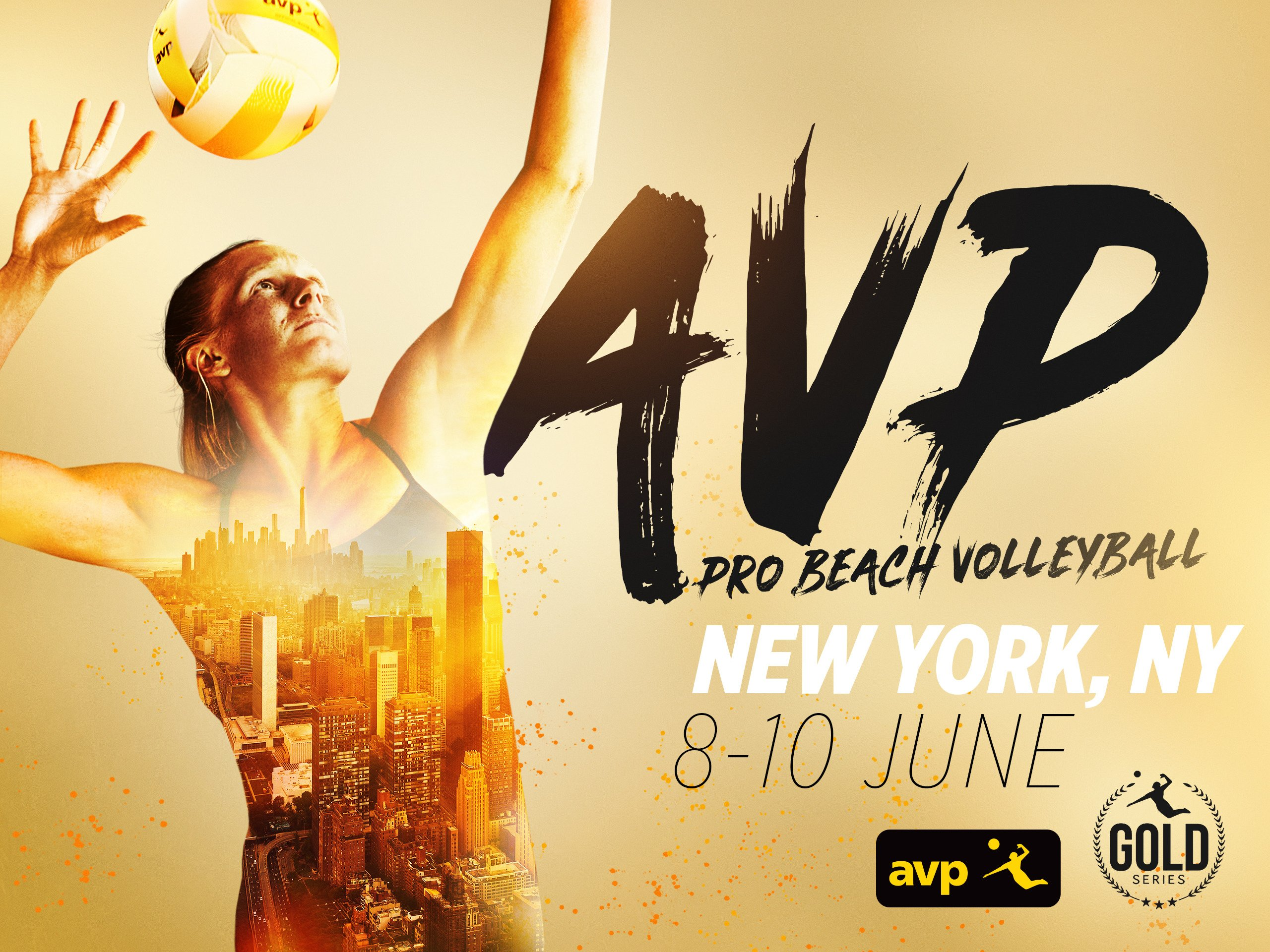 2018 AVP Gold Series//New York City Open - 2018