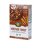 Nature's Path Heritage Flakes Cereal, Healthy, Organic & Full of Protein and Fiber, 13.25 Ounce Box (Pack of 6) (Tamaño: 13.25 Ounce (Pack of 6))