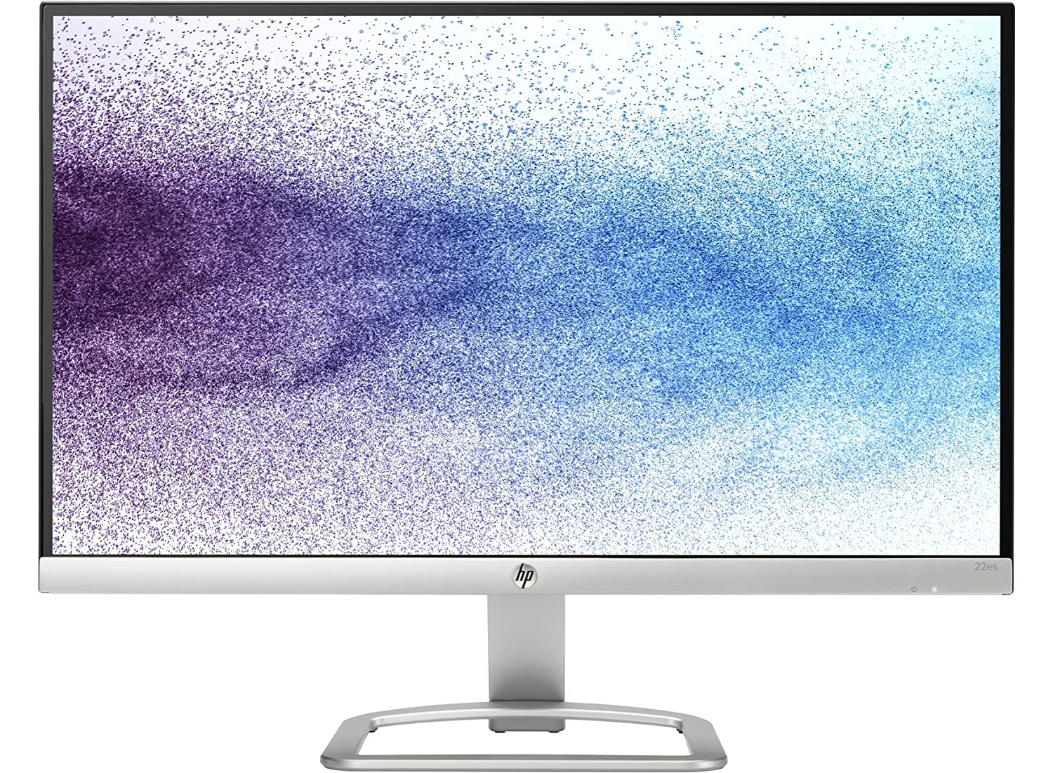 HP 22es Display 54.6 cm, 21.5 Inch IPS LED Backlit Monitor