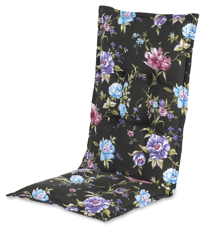 Hartman 14705529 Kissen Hochlehner 123 x 50 cm, Dessin Fleur anthrazit online bestellen
