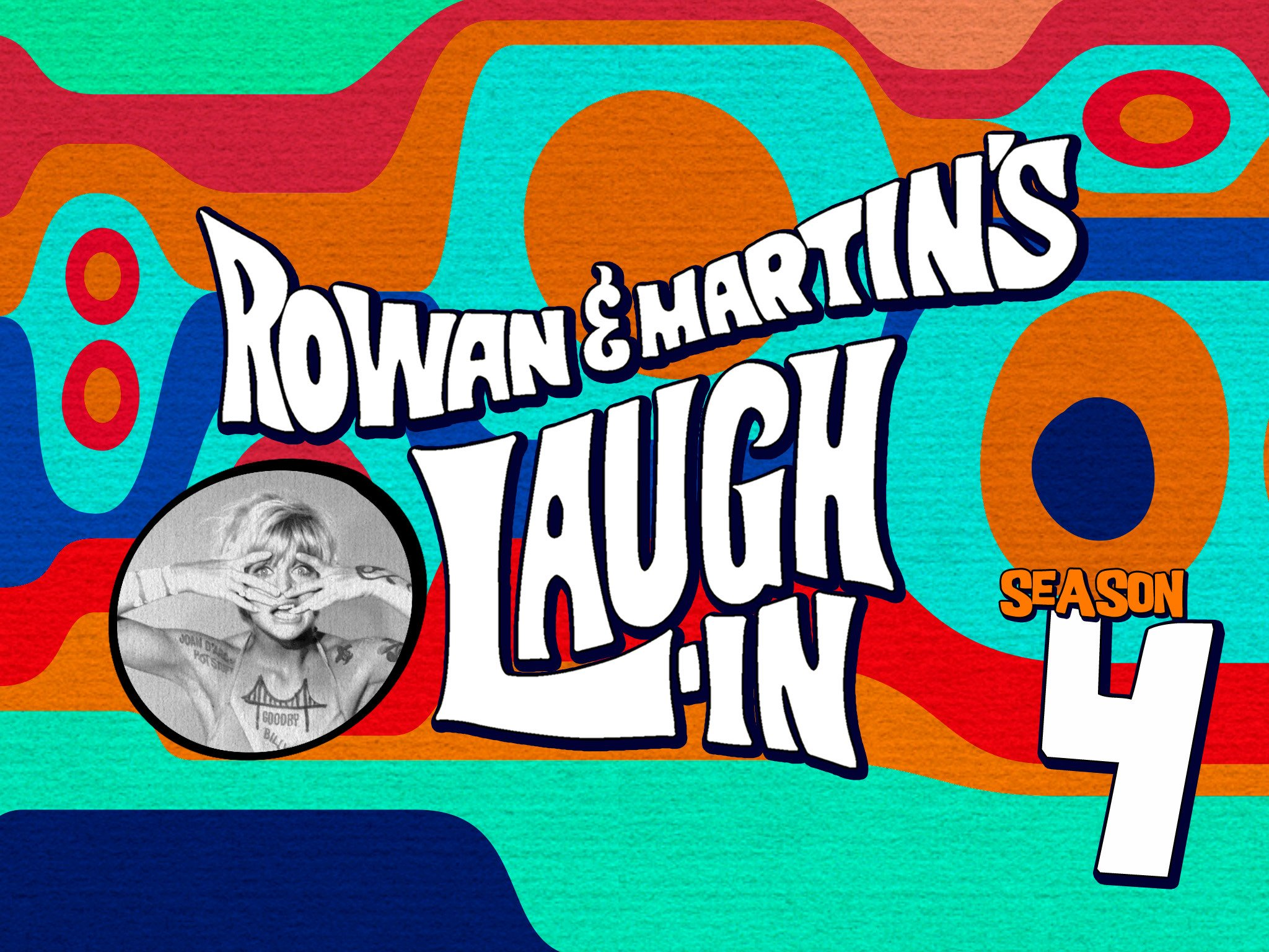 Rowan & Martin's Laugh-In on Amazon Prime Video UK
