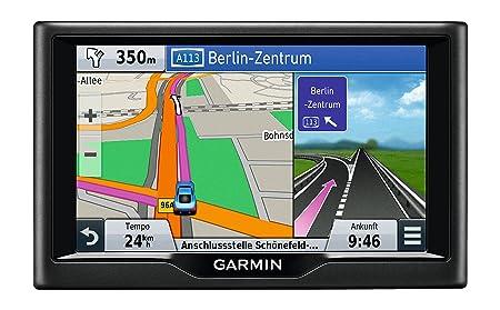 Garmin Nuvi 67 LMT CE - GPS Auto Écran 5 Pouces - Info Trafic et Carte (22 Pays) Gratuits à Vie