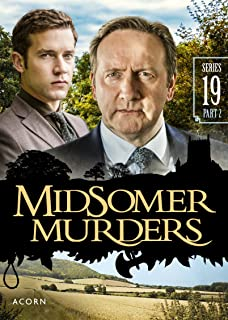 Book Cover: Midsomer Murders: Series 19, Part 2