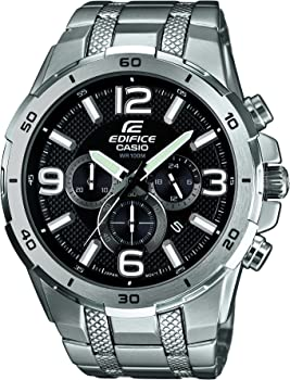 Edifice Mens Quartz Watch