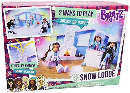 Bratz snowkissed Jeu d'hiver Lodge