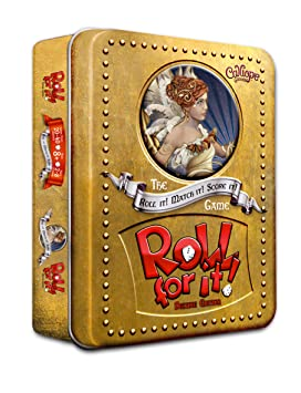 Calliope Games - 330271 - Roll For It - Deluxe