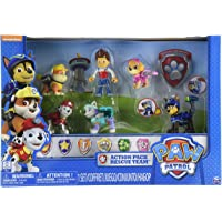 6 Pack Paw Patrol Action Pup