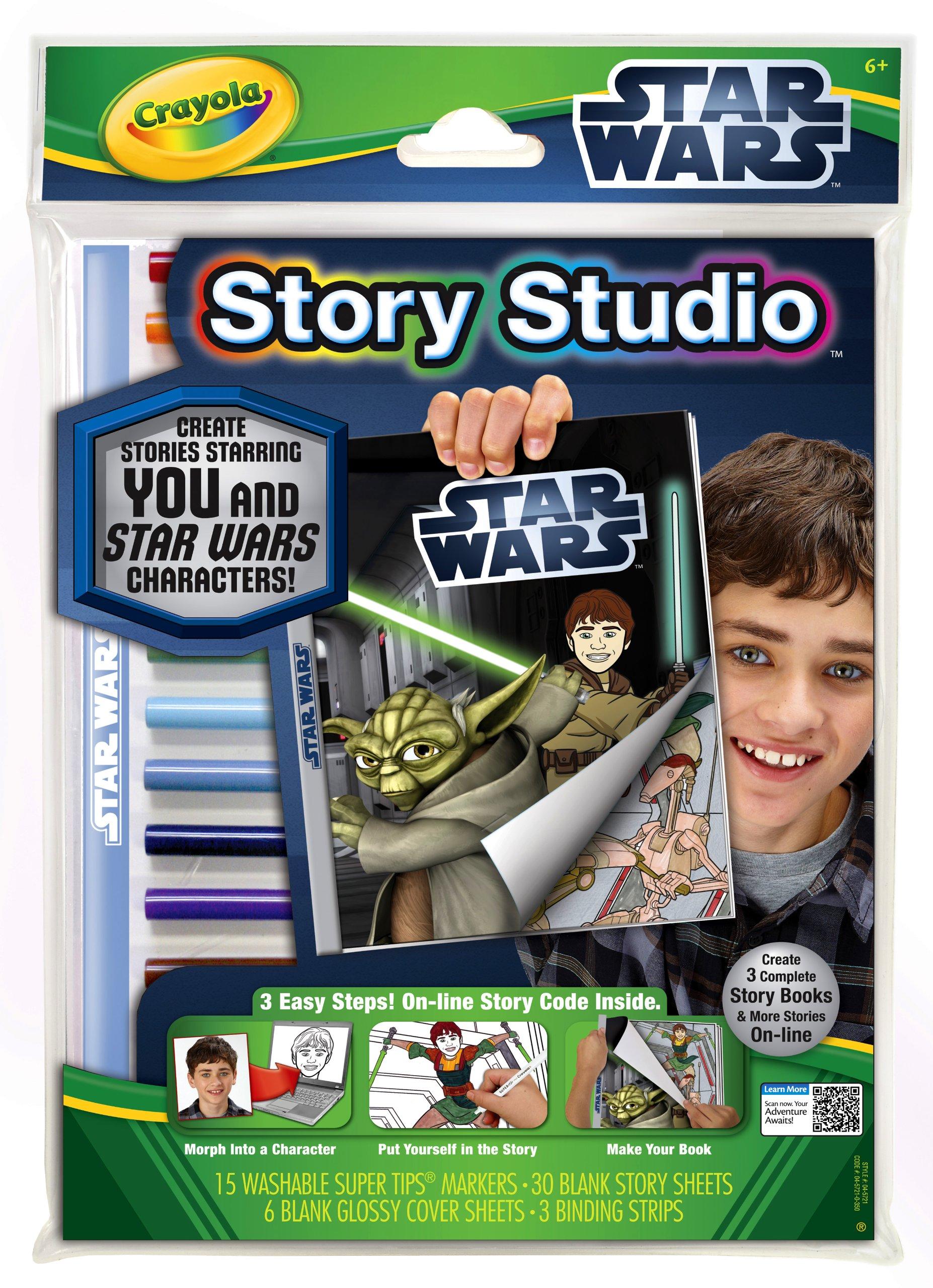Crayola Story Studio