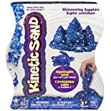Kinetic Sand The One and Only, 1lb Shimmering Blue Sapphire Magic Sand for Ages 3 and Up (Color: Multicolor)