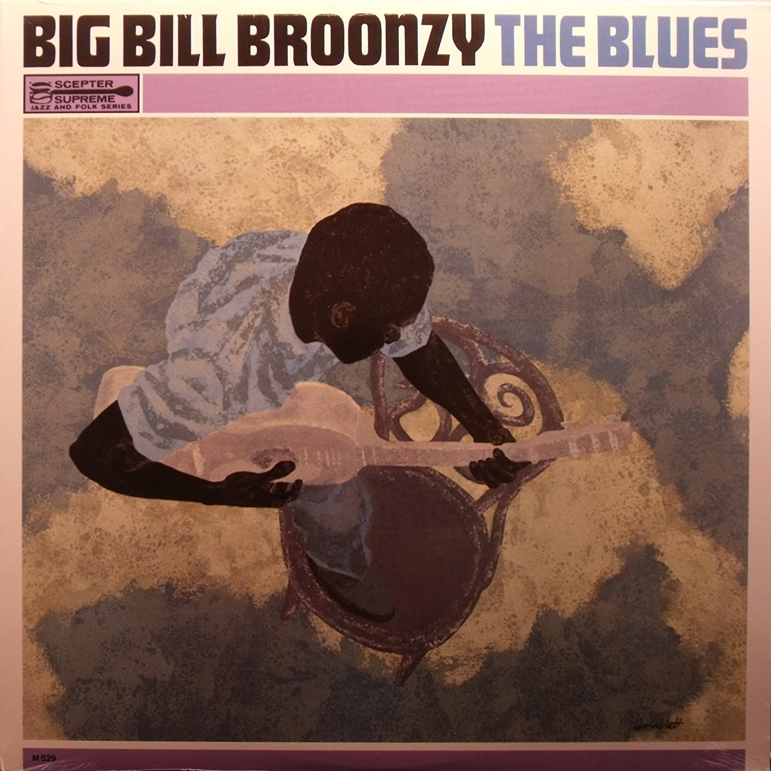 Big Bill Broonzy - The Blues