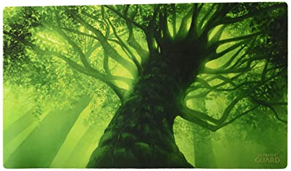 Ultimate Guard tapis de jeu Lands Edition Forêt I 61 x 35 cm Playmats