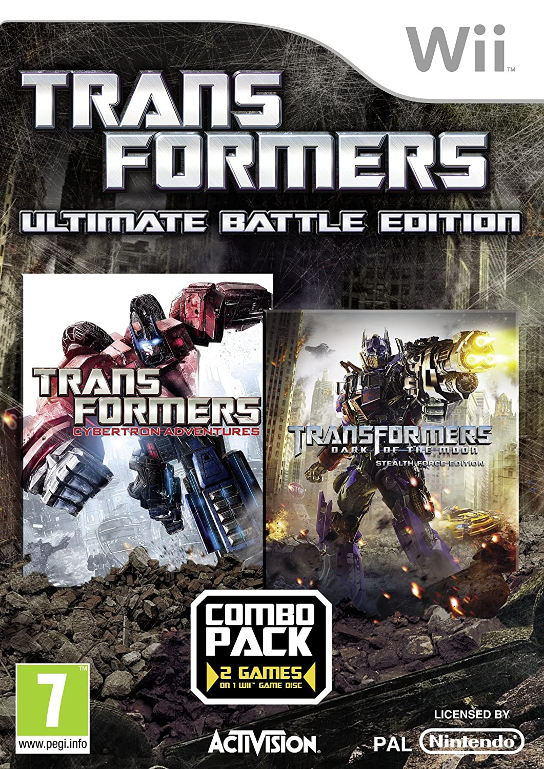Transformers : Ultimate Battle Edition
