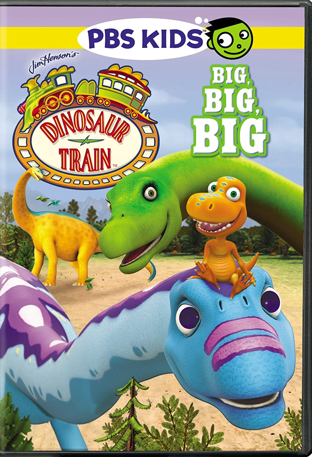 Dinosaur Train Apatosaurus Dinosaur Train Big  Big