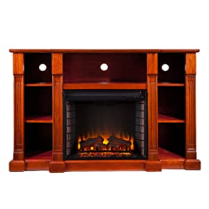 Top 10 Best Electric Fireplace TV Stand Reviews for 2017