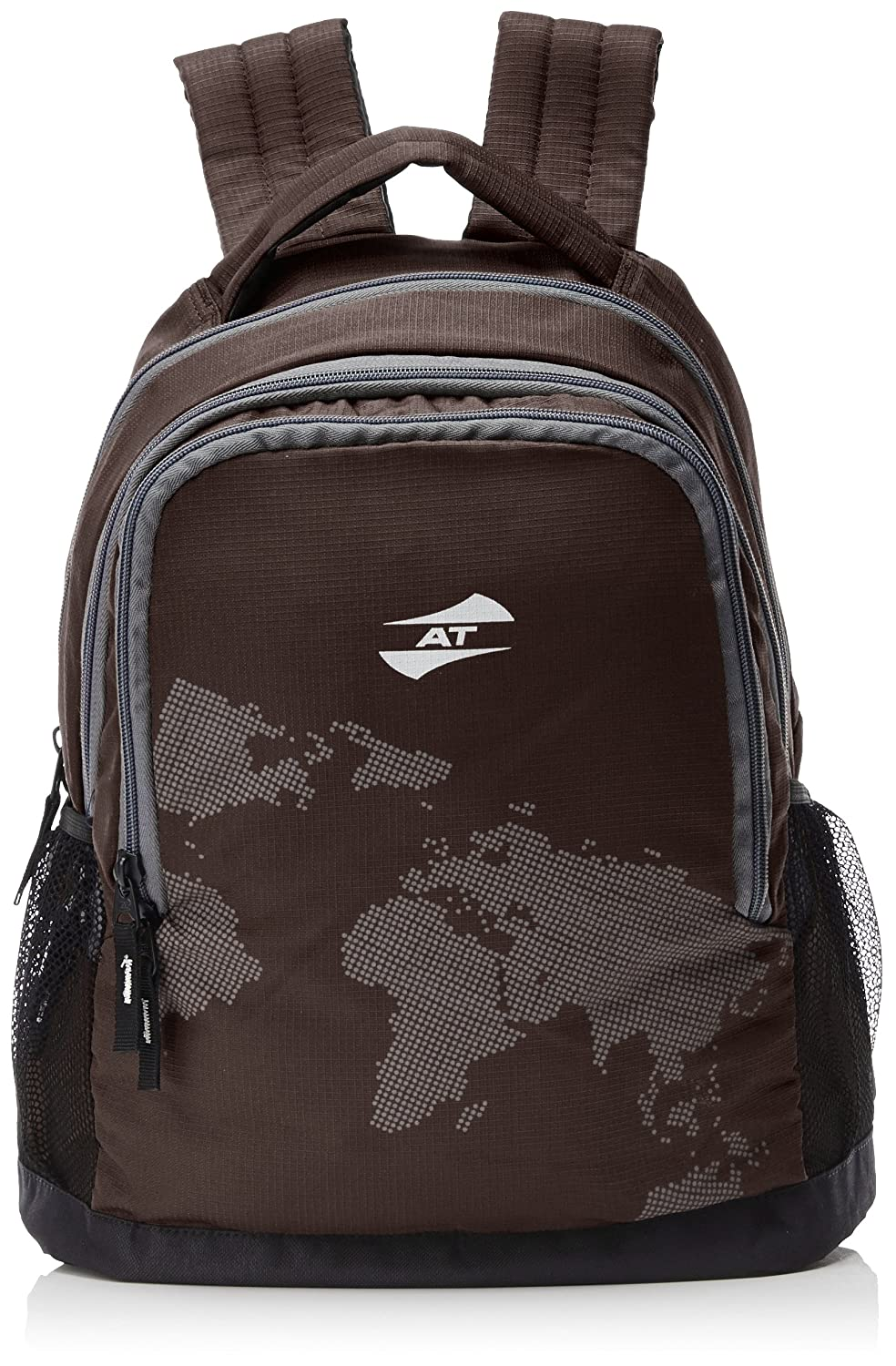 Get American Tourister Brown Casual Backpack For Rs 888 Only