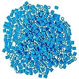 Perler Beads 80-14065 2000 Mini Beads, Light Blue (Color: Light Blue)