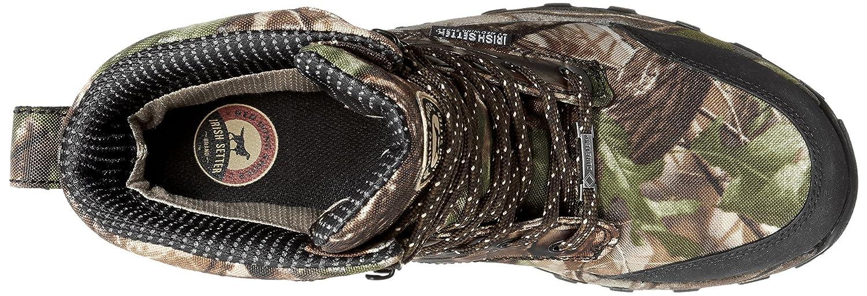 Irish Setter Men's Shadow Trek WP Eight-Inch Big Game Boot: Hunting Shoes