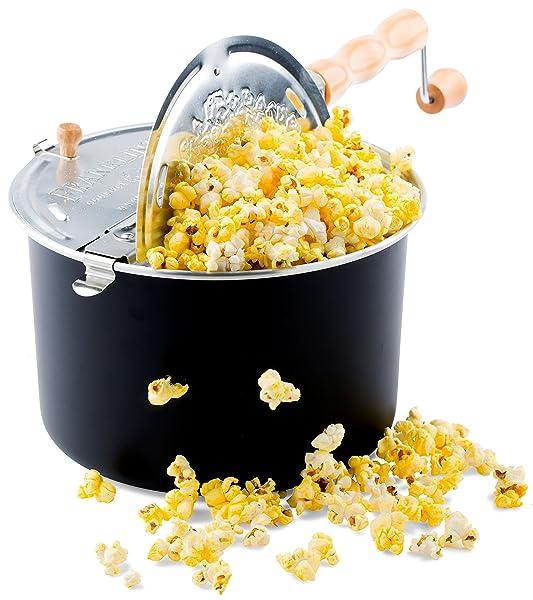 Stovetop Popcorn Popper