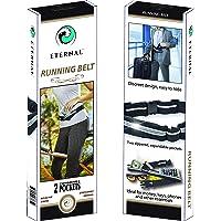 Eternal Running Belt with 2 Expandable Hidden Pockets