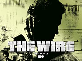 The Wire Season 2 [HD]