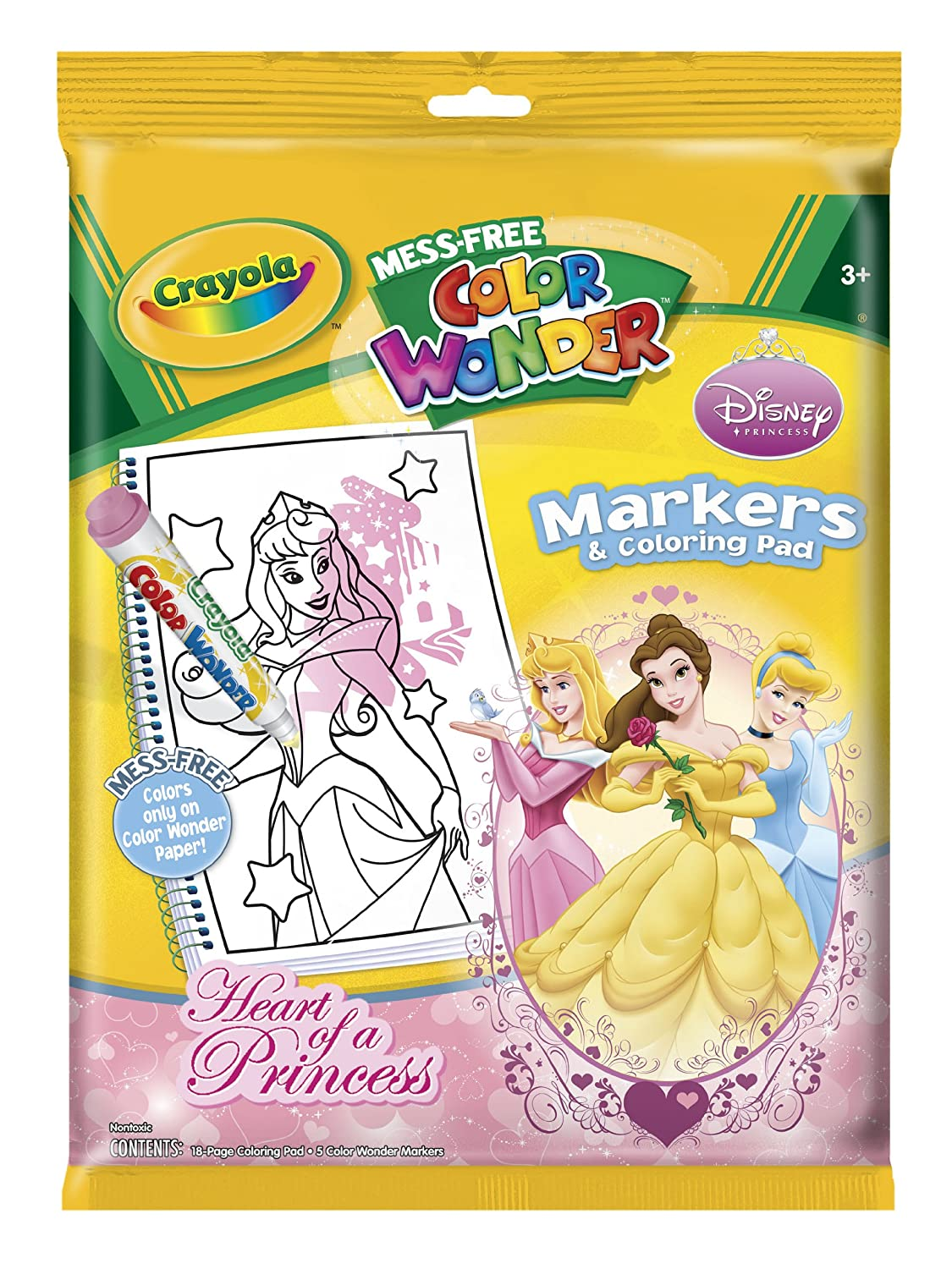 Crayola Color Wonder Paper