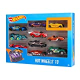 Hot Wheels 10 Car Pack (Styles May Vary) (Tamaño: 1:64)