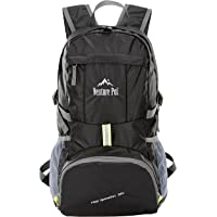 Venture Pal Lightweight Packable Durable Travel Hiking Backpack (Multiple Colors)