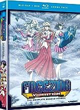 フリージング ヴァイブレーション:コンプリート・シリーズ 通常版 北米版 / Freezing Vibration: The Complete Series [Blu-ray+DVD][Import]