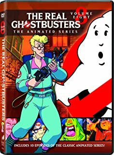 Book Cover: Real Ghostbusters, the - Volume 08