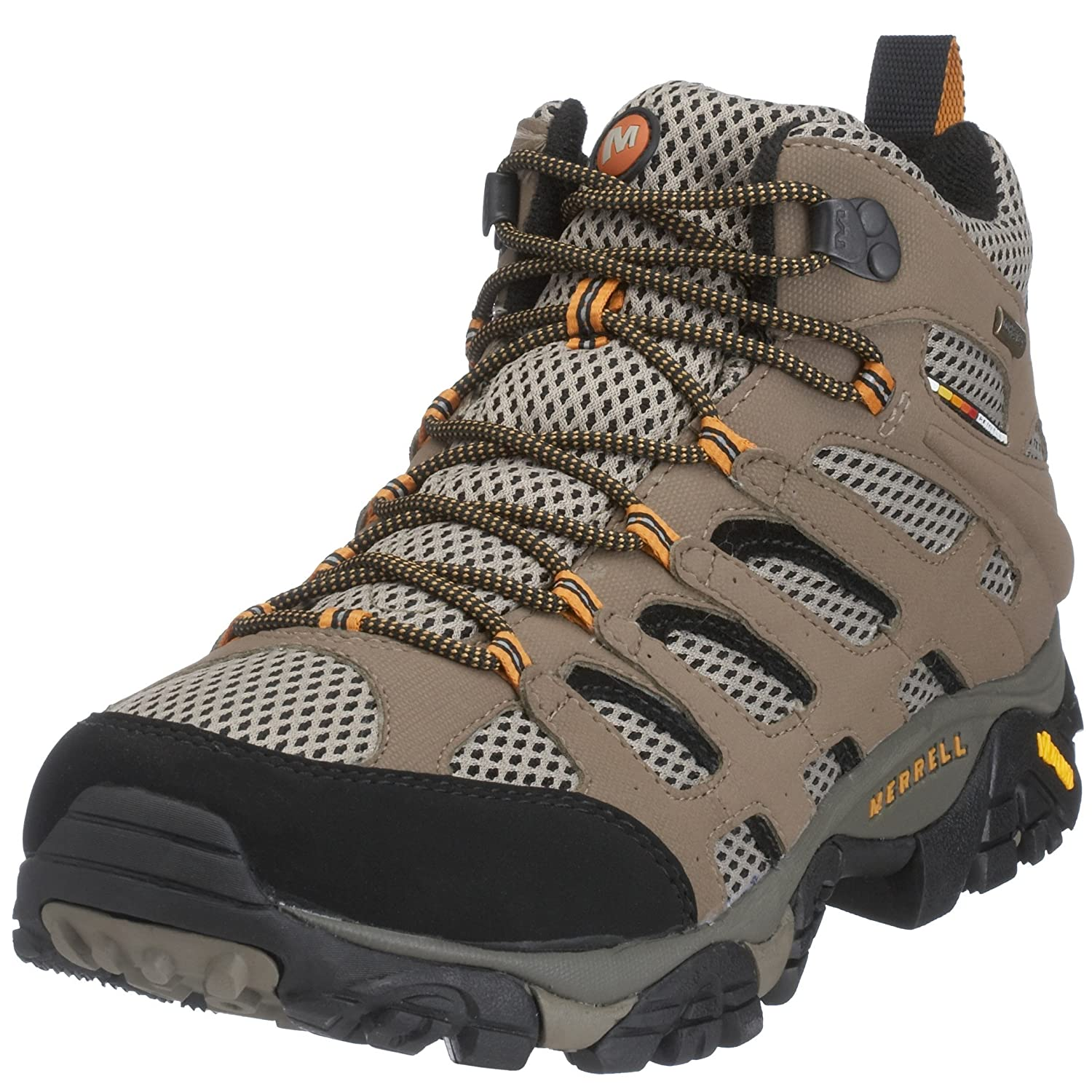 Merrell Men's Moab Mid Gore-Tex Waterproof Boot