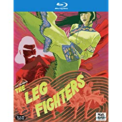 The Leg Fighters [Blu-ray]