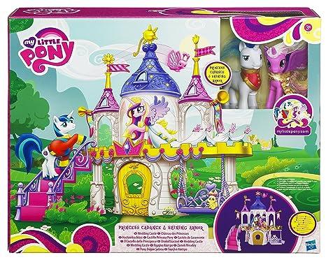 My Little Pony - 987341480 - Poupée et Mini-Poupée - Château des Princesses