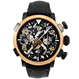Romain Jerome Pinup DNA Red Gold WWII Nose Art Chronograph Automatic Men's Watch RJ.P.CH.003.01 Sue