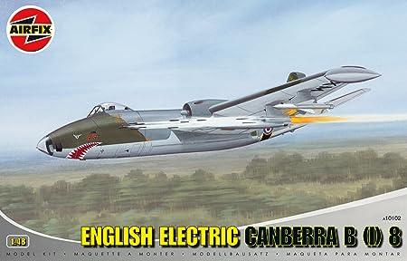 Airfix - A10102 - Construction et Maquette - Bâtiment - English Electric Canberra B(I) 8