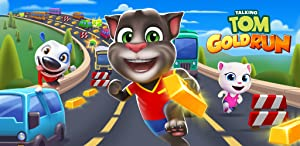 Talking Tom Gold Run by Outfit7 Limited
