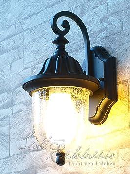 Applique Classique Lampe Extérieure Lanterne Murale