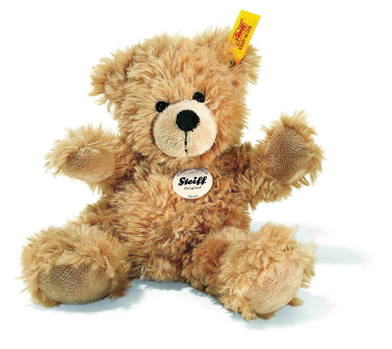 Steiff 111372 - Teddybär Fynn, beige,